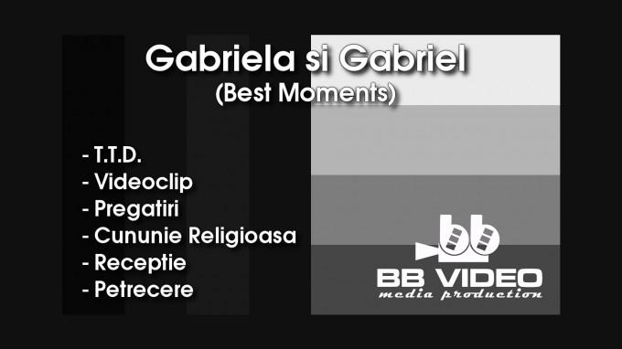 Gabriela si Gabriel – Best Moments
