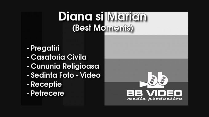 Diana si Marian – Nunta