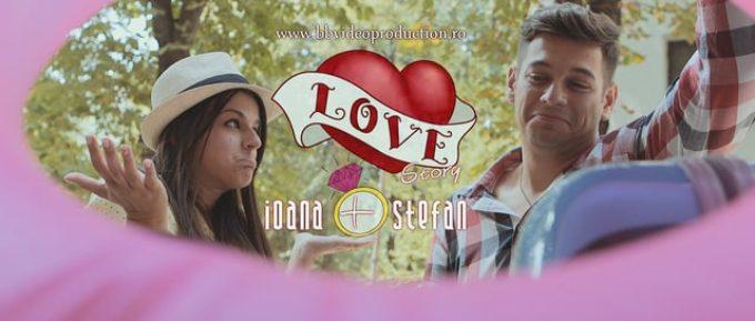 Ioana & Stefan – Love Story